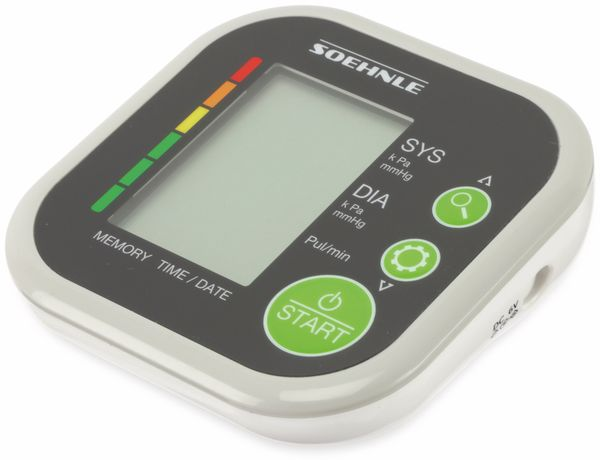 Blutdruck-Messgerät, SOEHNLE, SYSTO MONITOR 200, B-Ware - Produktbild 2