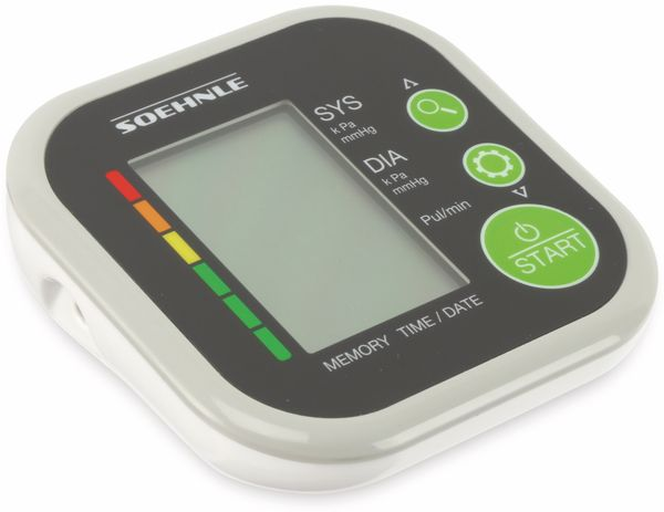 Blutdruck-Messgerät, SOEHNLE, SYSTO MONITOR 200, B-Ware - Produktbild 3