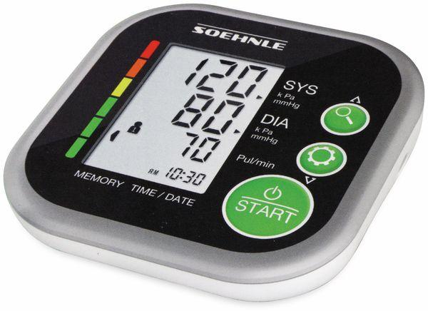Blutdruck-Messgerät, SOEHNLE, SYSTO MONITOR 200, B-Ware - Produktbild 4