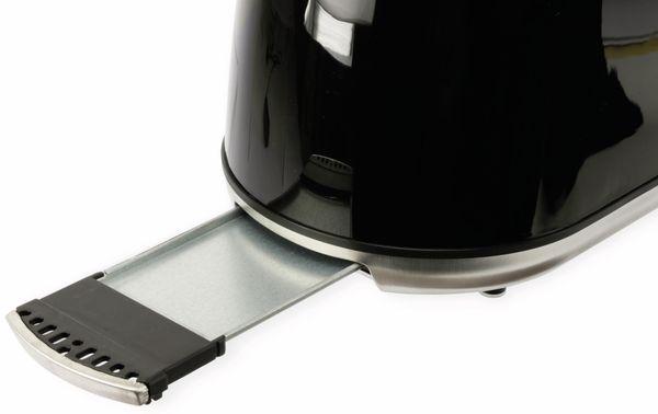 Doppellangschlitz, Toaster, TR-Tdls-e-01, schwarz - Produktbild 5