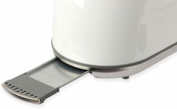 Doppellangschlitz, Toaster, TR-Tdls-e-01, weiß - Produktbild 4