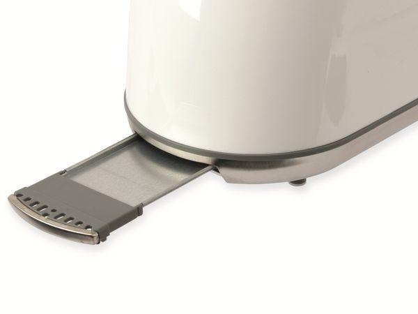 Doppellangschlitz, Toaster, TR-Tdls-e-01, weiß - Produktbild 5