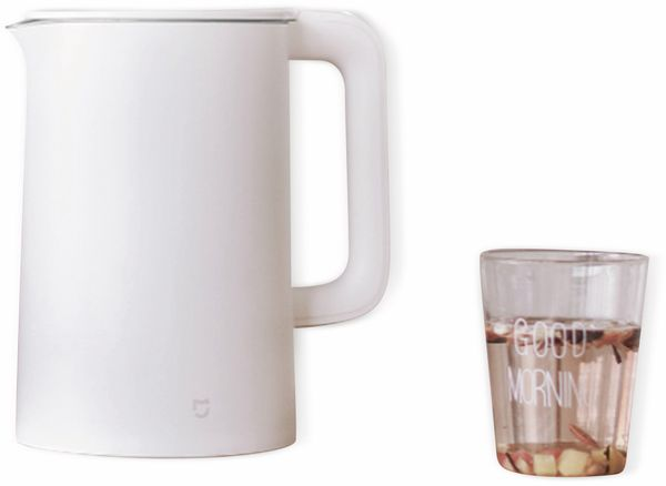Wasserkocher XIAOMI MI Smart Kettel, EU-Version, weiß - Produktbild 4