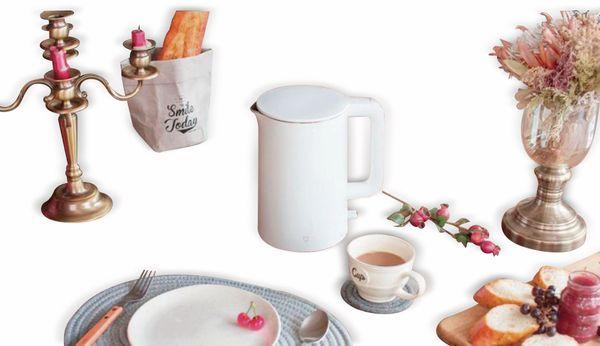 Wasserkocher XIAOMI MI Smart Kettel, EU-Version, weiß - Produktbild 6