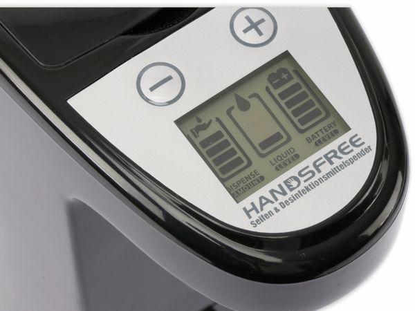Elektronischer Seifenspender, 958B, schwarz, B-Ware - Produktbild 2