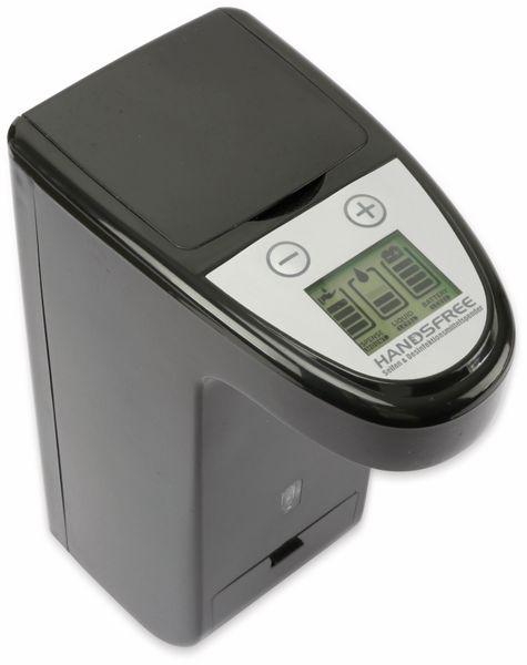Elektronischer Seifenspender, 958B, schwarz, B-Ware - Produktbild 3