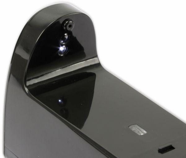 Elektronischer Seifenspender, 958B, schwarz, B-Ware - Produktbild 4