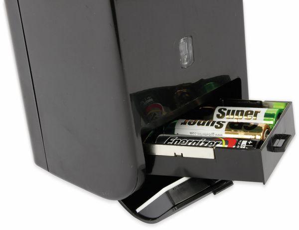 Elektronischer Seifenspender, 958B, schwarz, B-Ware - Produktbild 5