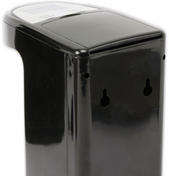 Elektronischer Seifenspender, 958B, schwarz, B-Ware - Produktbild 6