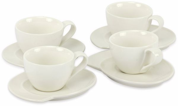Espressotassen-Set, CROFTON, 4 Stück