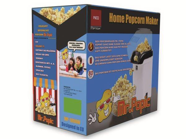 Popcornmaschine OPTICUM Mr. Popic - Produktbild 3