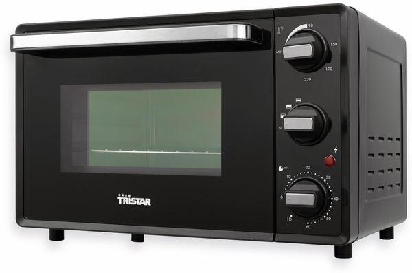 Mini-Backofen TRISTAR OV-3620, 1300 W, 19 L - Produktbild 4