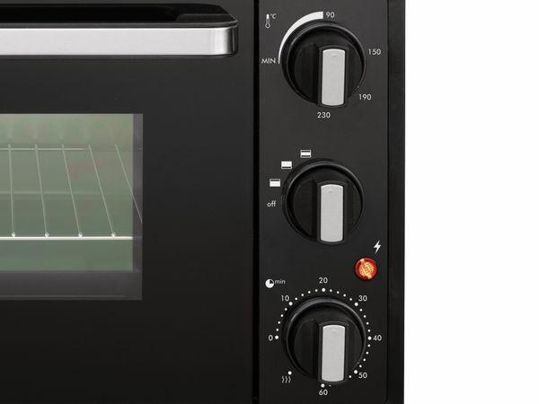 Mini-Backofen TRISTAR OV-3620, 1300 W, 19 L - Produktbild 6
