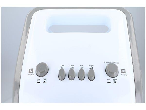 Luftkühler, 80 W, 270 m³/h, inkl. 2 Kühlakkus - Produktbild 4