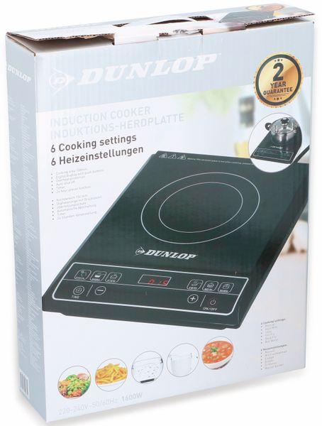 Induktionskochplatte, Dunlop, 1600 W - Produktbild 3