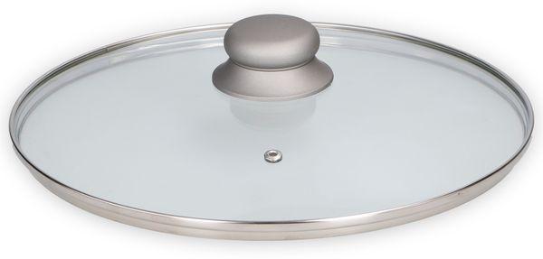 Bratpfanne mit Glasdeckel ALPINA Profiline, Ø 28 cm - Produktbild 7