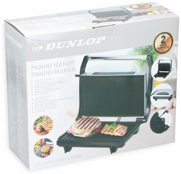 Kontaktgrill Dunlop Panini Maker 700W - Produktbild 2