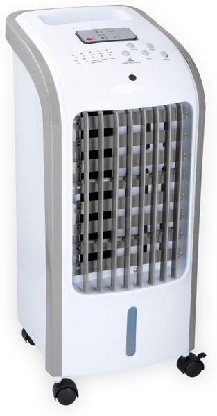 Luftkühler, 62 W, 270 m³/h, inkl. 2 Kühlakkus, Timerfunktion, Fernbedienung