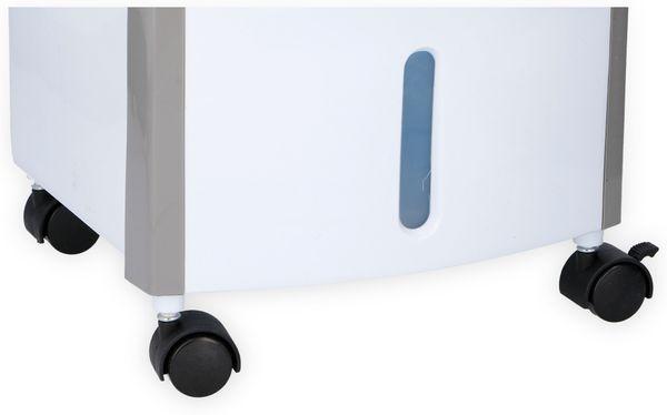 Luftkühler, 62 W, 270 m³/h, inkl. 2 Kühlakkus, Timerfunktion, Fernbedienung - Produktbild 4