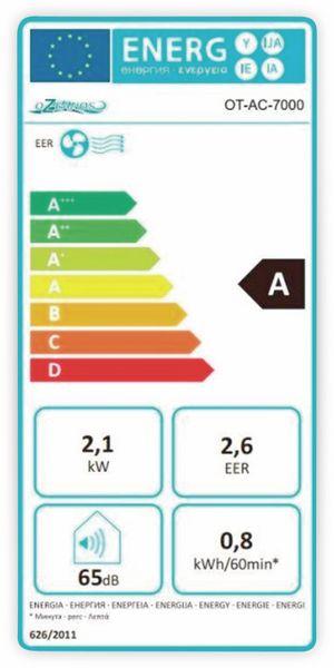 Klimagerät OZEANOS OT-AC-7000, 7000 BTU - Produktbild 4
