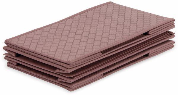 Faltboxen, Regalboxen, rosa, 2 Stück - Produktbild 3