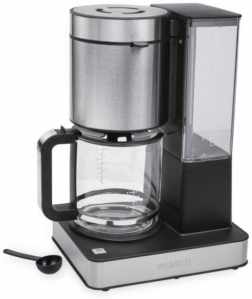 Kaffeemaschine PRINCESS Superior, 1000 W, 10…15 Tassen, schwarz