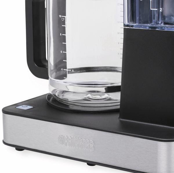 Kaffeemaschine PRINCESS Superior, 1000 W, 10…15 Tassen, schwarz - Produktbild 2