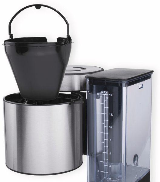 Kaffeemaschine PRINCESS Superior, 1000 W, 10…15 Tassen, schwarz - Produktbild 5