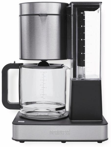 Kaffeemaschine PRINCESS Superior, 1000 W, 10…15 Tassen, schwarz - Produktbild 7
