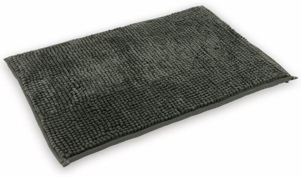 Badematte, 40x60 cm, Flor, GRAPHIT - Produktbild 2