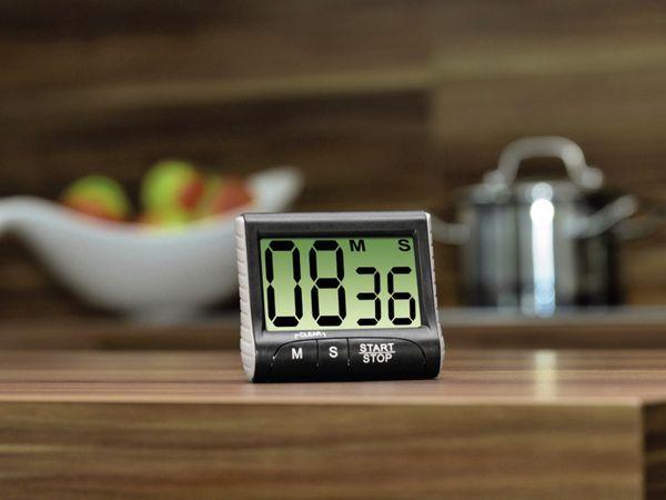 Küchentimer XAVAX Countdown, schwarz - Produktbild 2