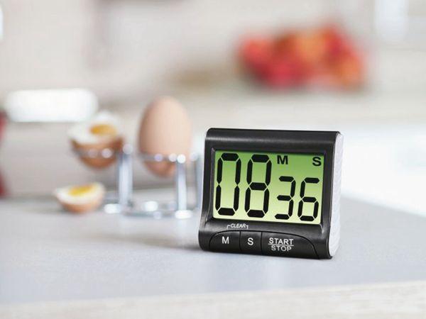 Küchentimer XAVAX Countdown, schwarz - Produktbild 3