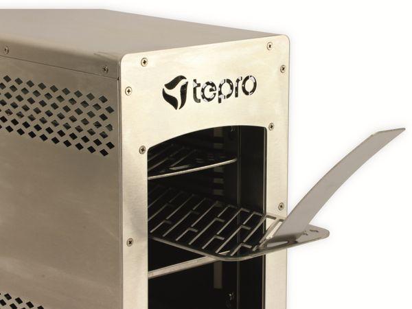 Steakgrill, tepro, TORONTO, 3184, Edelstahl, B-Ware - Produktbild 7