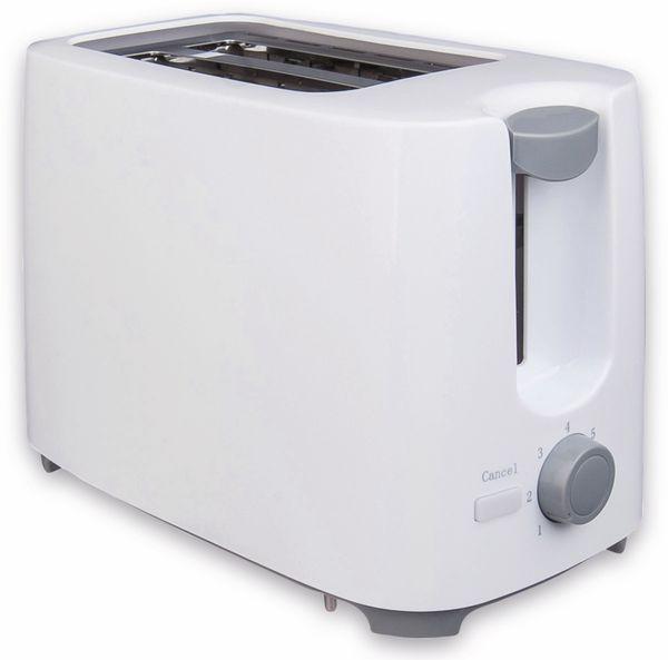 Toaster TA01101-GS, 700 W