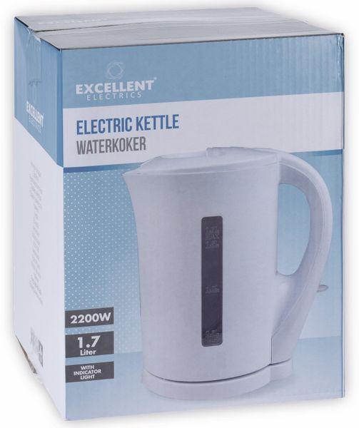Wasserkocher KE01103-GS, 1.7L 2200 Watt - Produktbild 2