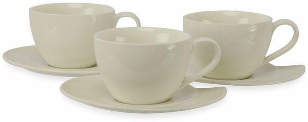 Kaffetassen-Set, CROFTON, 3 Stück