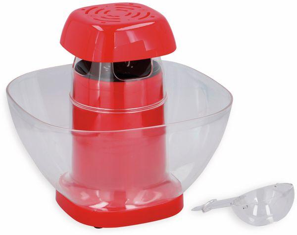 Popcornmaschine MY-B017, 1200 W, rot