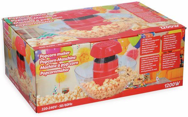 Popcornmaschine MY-B017, 1200 W, rot - Produktbild 2