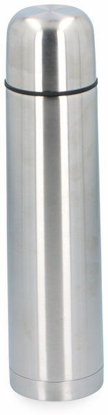 Thermosflasche ALPINA, 1 L, silber - Produktbild 2