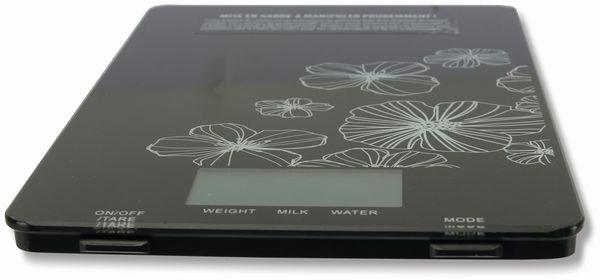 Digitale Küchenwaage, TR-KSg-02, verschiedene Motive - Produktbild 2