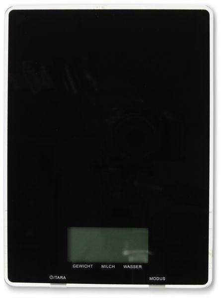 Digitale Küchenwaage, GT-KSg-04, schwarz