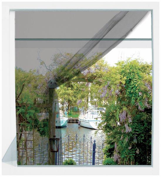 Fensterfliegengitter, 130x150 cm