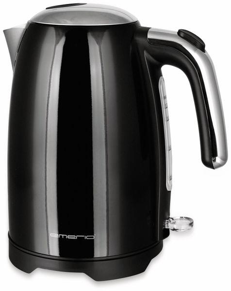 Wasserkocher EMERIO WK-121591, 2200 W, schwarz