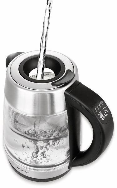Wasserkocher EMERIO WK-122227, Glas, 2200 W - Produktbild 3
