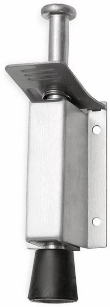 Edelstahl-Türstopper