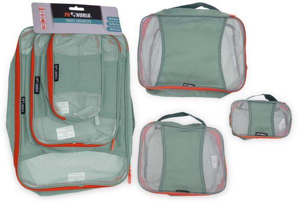 Reisetaschen-Set, 3-teilig