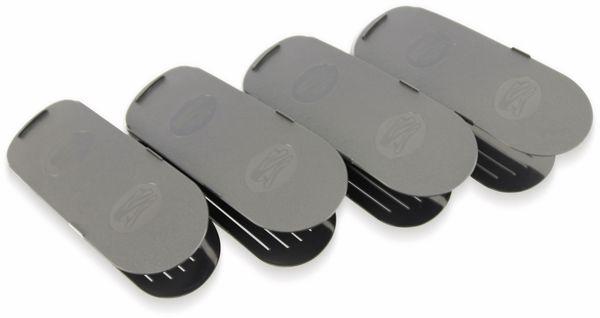Schuh-Ablage-Satz, 4 Stück, 105x263x150 mm - Produktbild 2