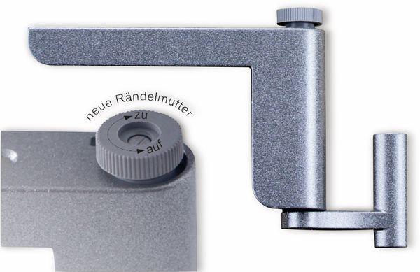 Mini-Türschließer, Clip Close, silber