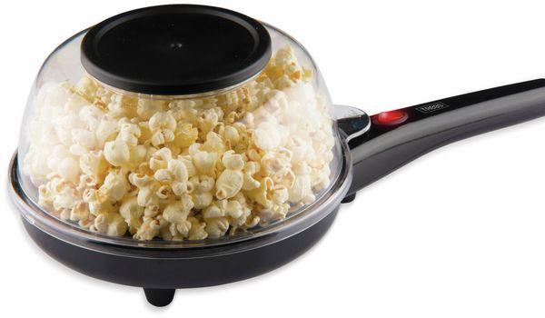 Popcorn und Crepsmaker TREBS 99344, 800 W - Produktbild 2