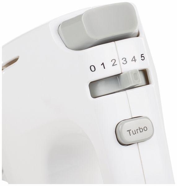 Handmixer TRISTAR MX-4810, 200 W, 5-stufig u. Turboschalter - Produktbild 3